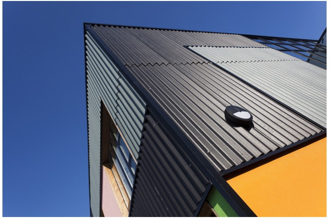 Fibre Cement Board Cladding : Marley eternit ltd cladding roofing and external walls