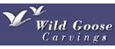 Wild Goose Carvings logo
