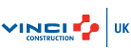 Logo of VINCI Construction UK Limited