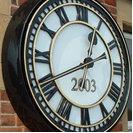 Bezel Clock