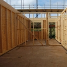 Ground floor timber frame