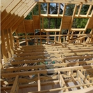Roofs with easi-joist