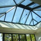 Double Hipped Roof Light