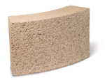 Forticrete launches new range of radius blocks