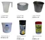 Essential consumables for drainage contractors from S1E